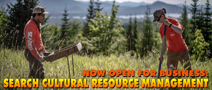 Search Cultural Resource Management