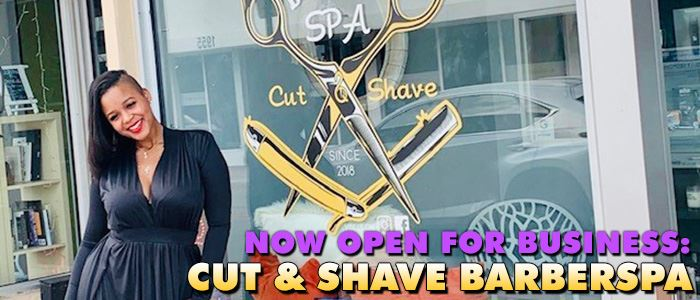 Cut & Shave Barberspa