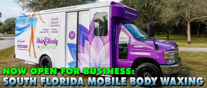 South Florida Mobile Body Waxing