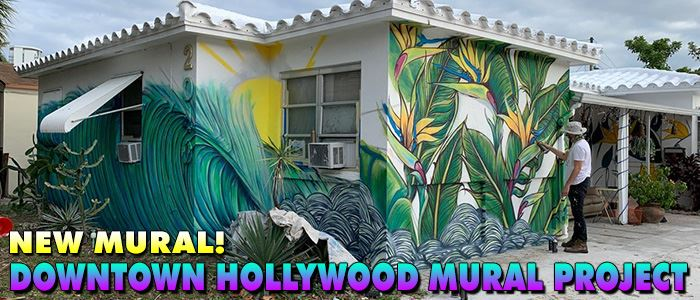 Mural by artist DaveL